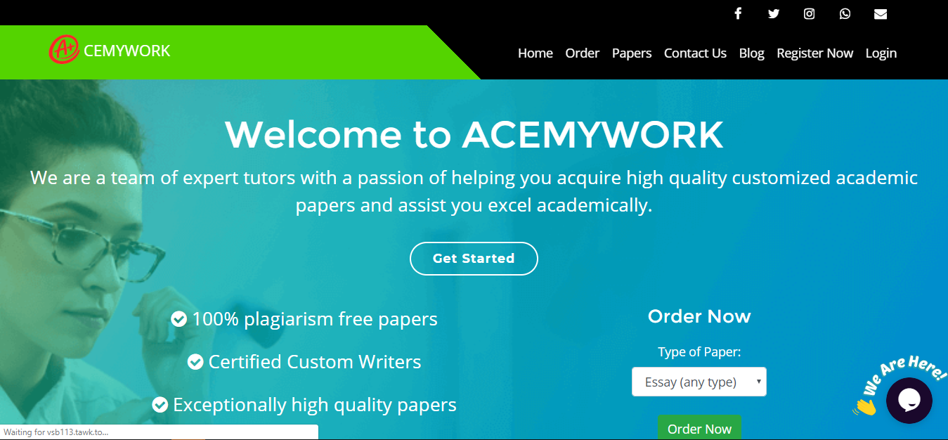 Codeignitor Website modifications